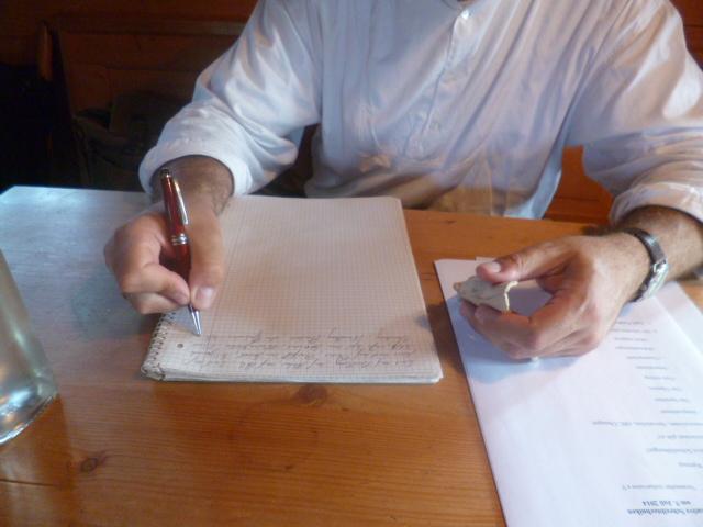 Kreatives Schreibe
