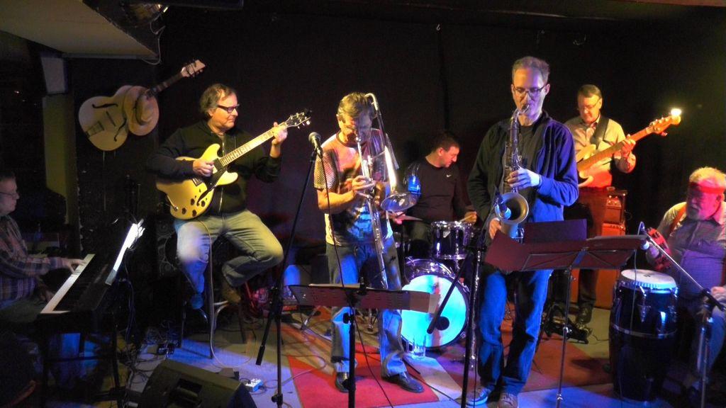 """""""Alabaster"""" zu den 5. Blues- und Jazztage Holzkirchen"""