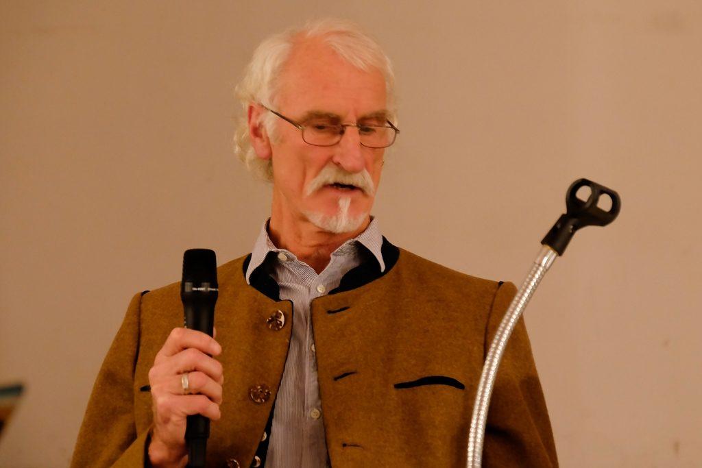 """Quirinal Tegernsee: """"in memoriam""""-Veranstaltung für Michael Heim - Hans Reiser spricht"""