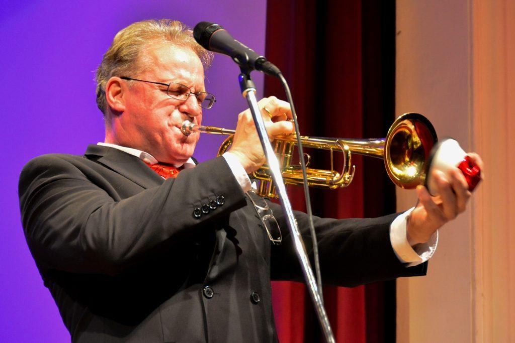 Trompeter Heinz Dauhrer