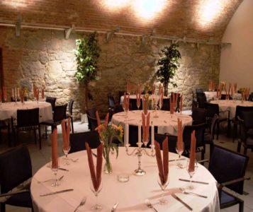Essen und Trinken: Restaurant Culinaria im Waitzinger Keller Miesbach