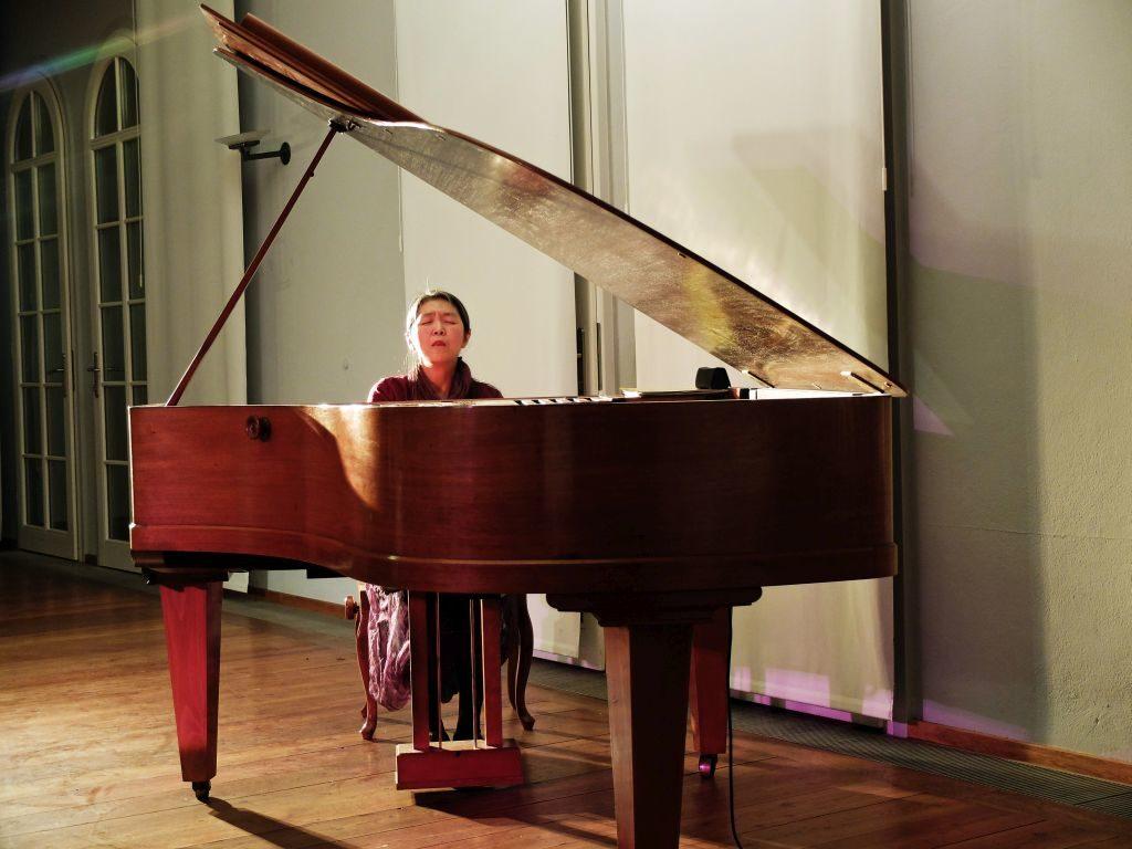 Masako Ohta ist bekannt für ihre Improvisationen und einfühlsamen Klassik-Interpretationen.