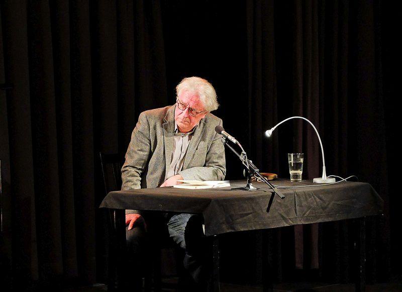 Gerd Anthoff liest im FoolsTheater