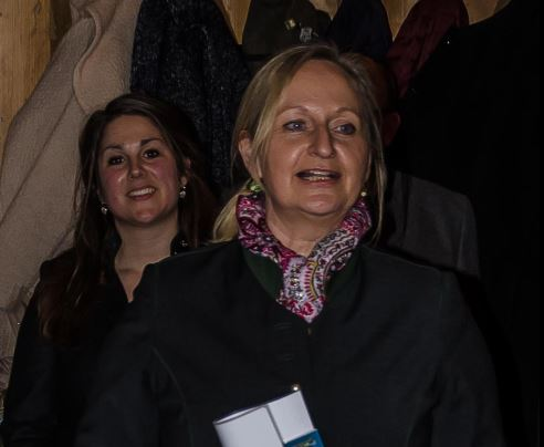 Sonja Still präsentiert den neuen Tegernsee Reiseführer