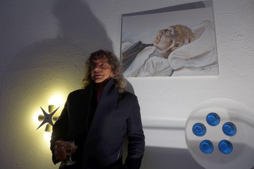 Matthias Striebeck: Wenn einer geht