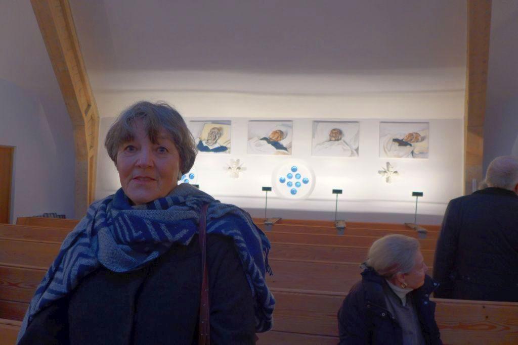Cornelia Heinzel-Lichtwark: Wenn einer geht