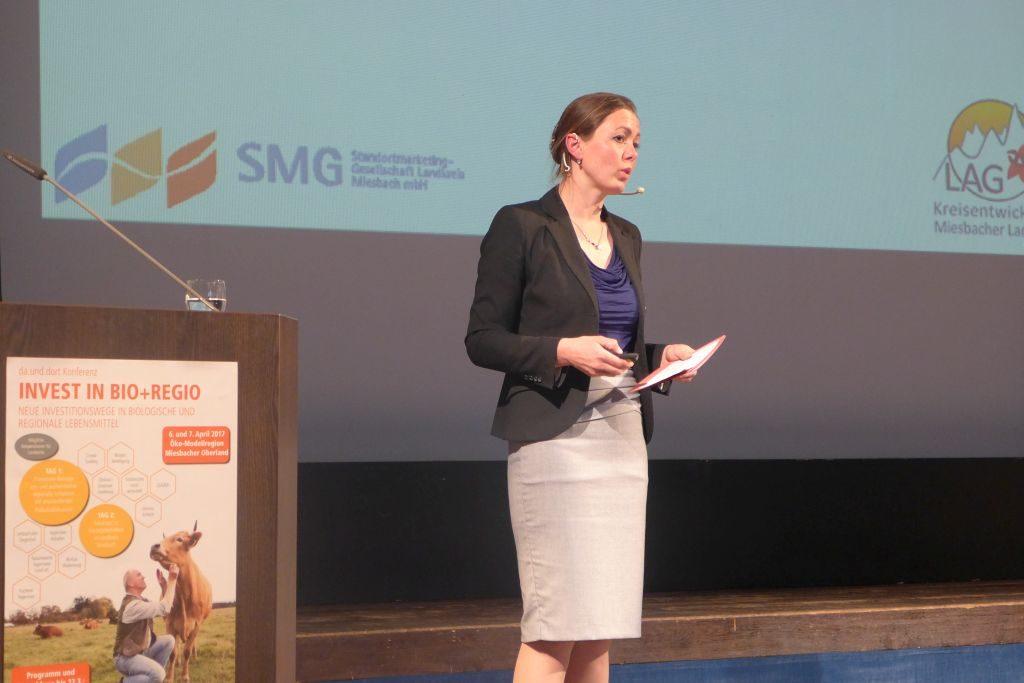 Bio+Regio Stephanie Stiller