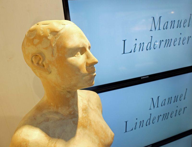 "Manuel Lindermeier: ""Elena"" - in der Galerie ""Kunst und mehr"" in Bad Wiessee"