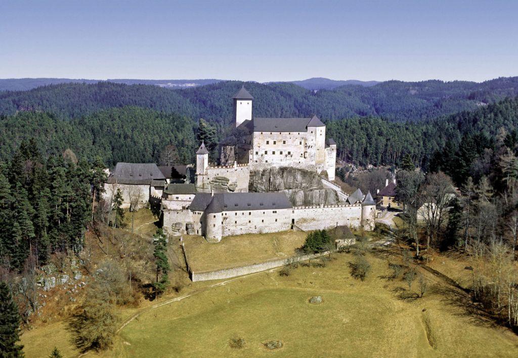 Waldviertler Kulturpfad - Burg Rapottenstein. Foto: www.burg-rapottenstein.at