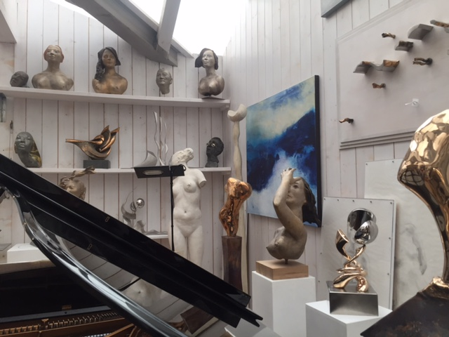 Atelierkonzert Wesendonck