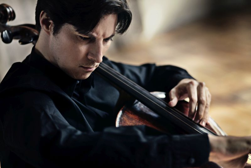 Musikfest Kreuth - Weltklasse-Violinist Daniel Müller-Schott. Foto: Uwe-Arens