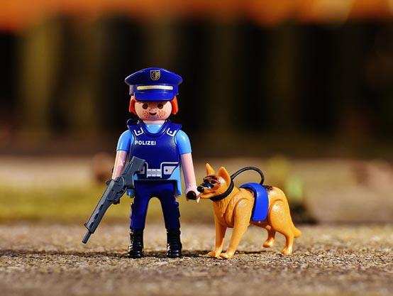 Vertrauen - Hundestaffel
