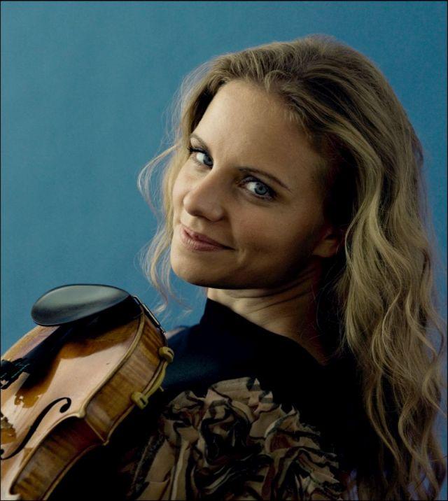 Musikfest Kreuth - Julia Fischer. Foto: Felix Broede