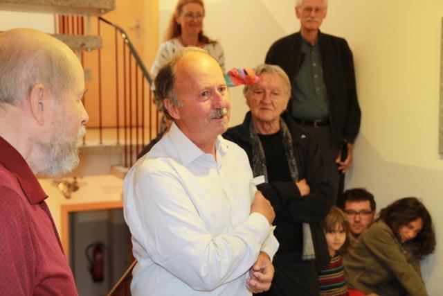 Künstler Horst Hermenau
