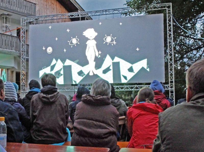 Kreativ: Studenten-Kurzfilme beim Berghofer Filmfest