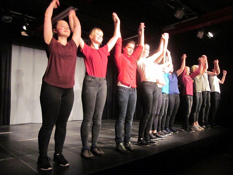 Fools Jugendtheater: Unterwegs