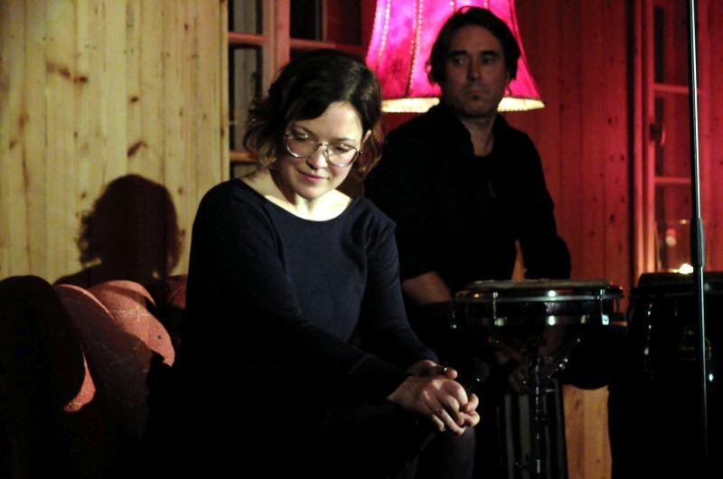Jazzsängerin Kerstin Dietrich von Caedée - sinnlicher Dreamjazz