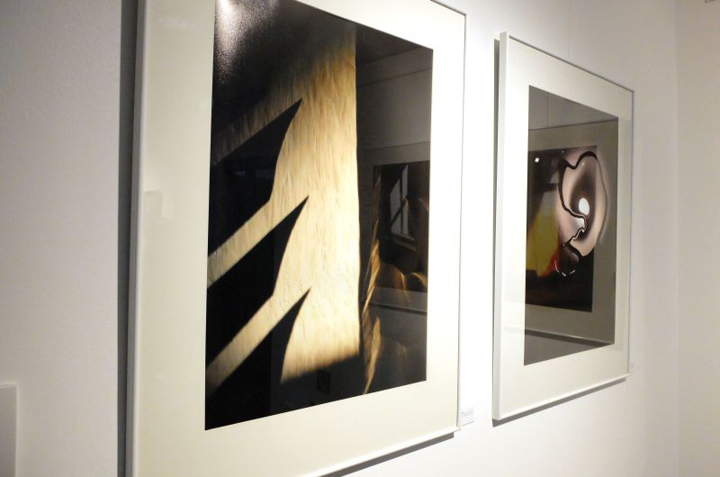 Norbert Herbert: Lichtfotografien - Gruppe Delta