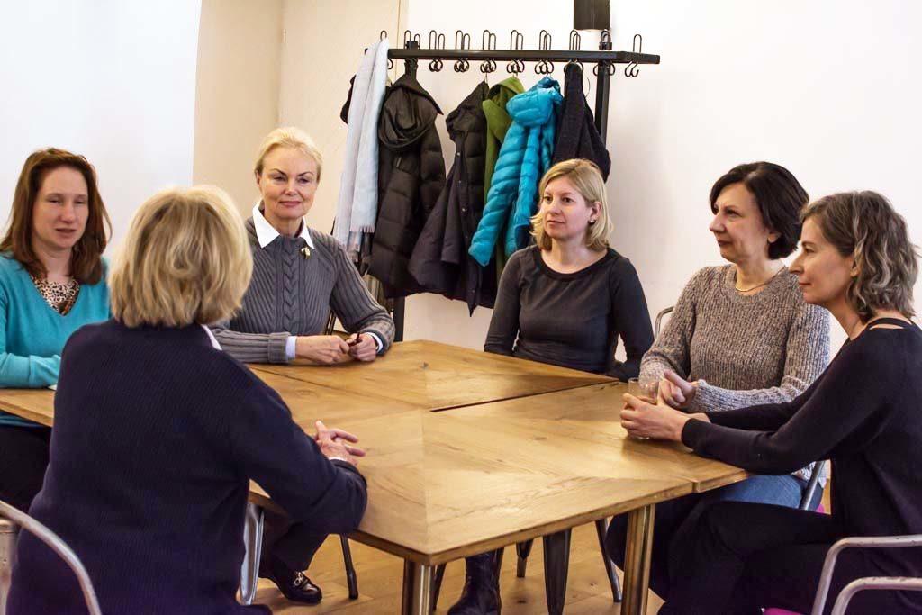 Frauen kommuniziere ´n anders - Kommunikationssemniar