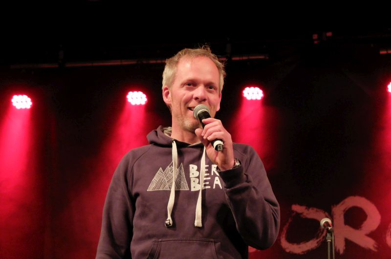 Organisator des Bavarian Beats Festival Florin Rein.