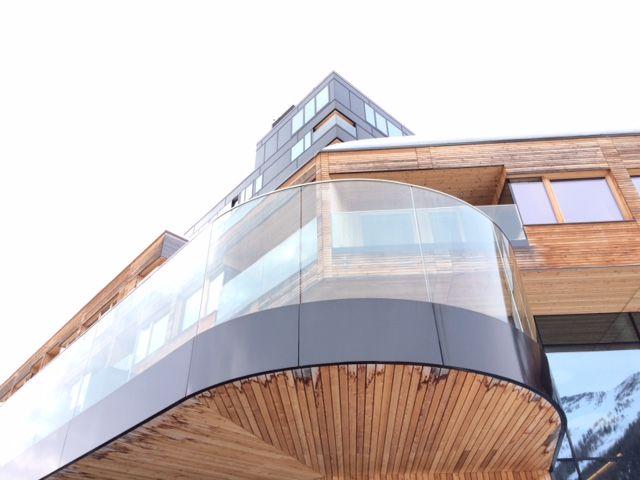 Zukunftsort Kals setzt auch auf moderne Architektur: Gradonna