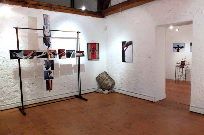 Ausstellungsräume des Alten Widum bieten einen würdigen Rahmen.