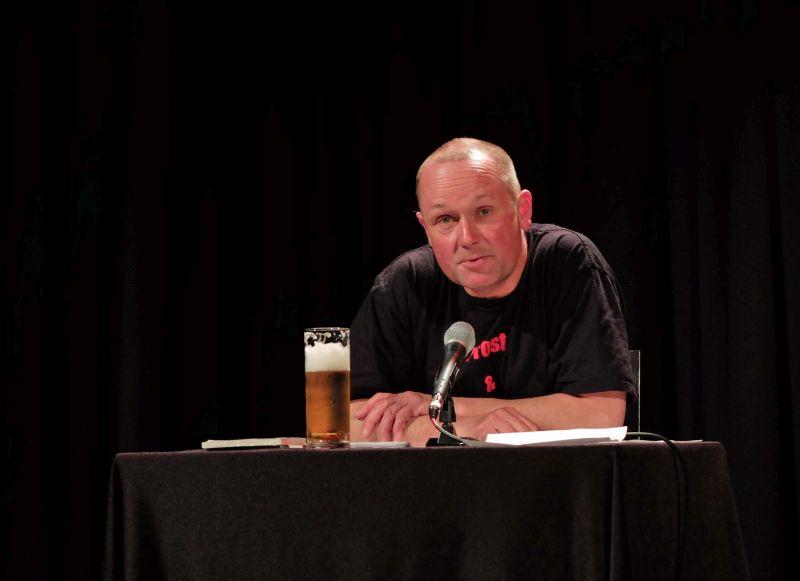 Volker Camehn liest Lyrik - Kultur verbindet