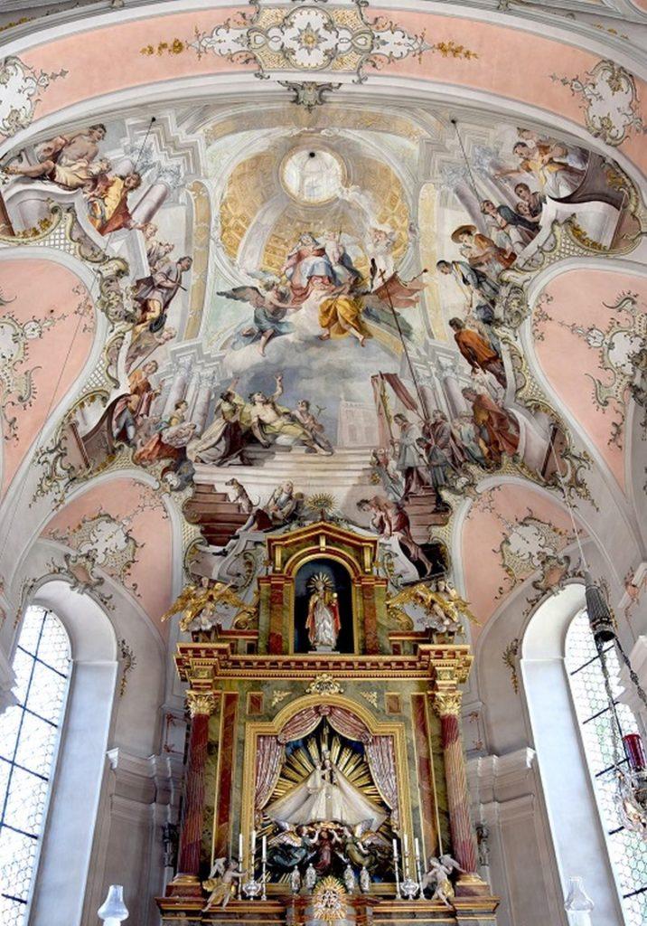 Mühlfeldkirche Bad Tölz