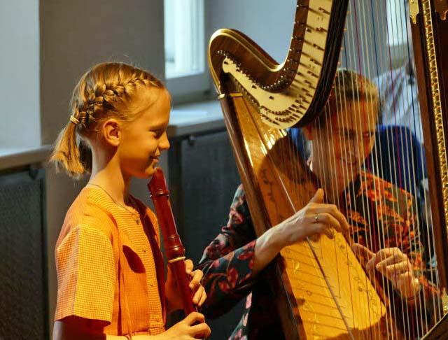Preisträgerkonzert Jugend musiziert - Johanna Kofler spielt erstmalig bei Jugend musiziert