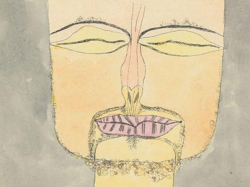 Paul Klee Ausstellung Versunkenheit Ausschnitt