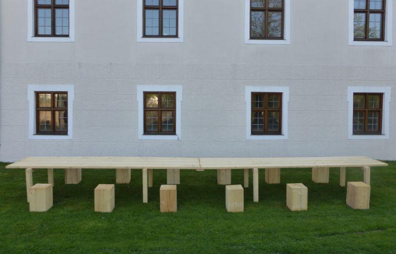 Andreas Kuhnlein im Kloster Seeon