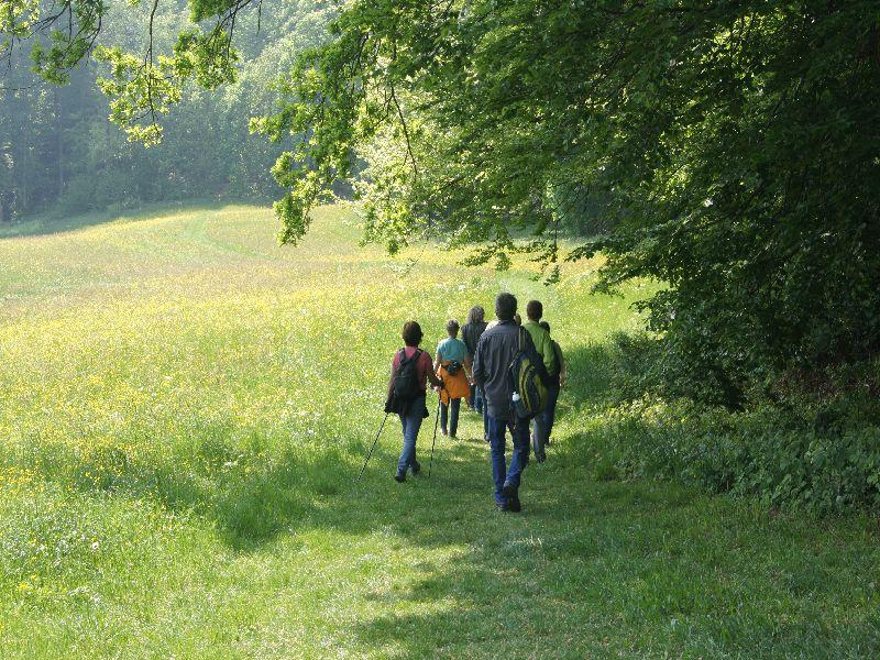 Rundweg von Gmund über Bad Wiessee nach Holz