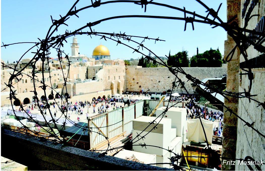 Jerusalem. Foto: Fritz Mastnak