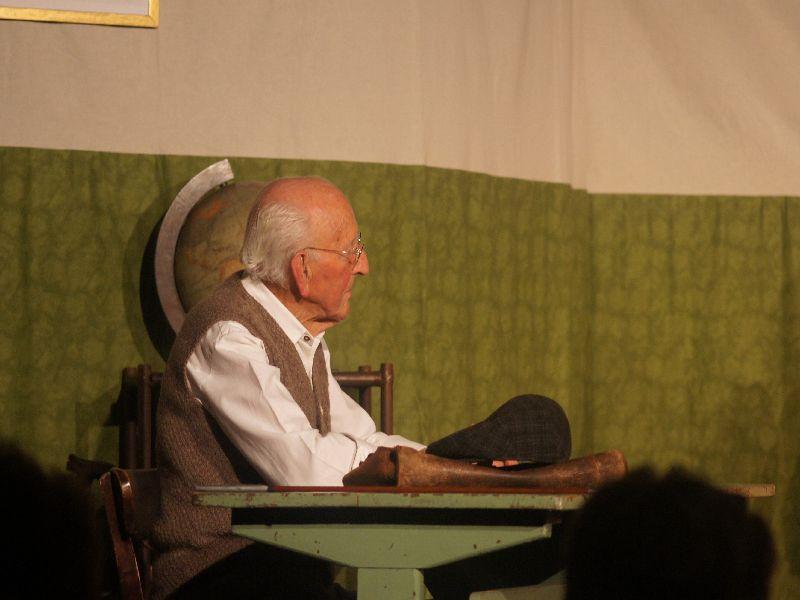 Alois Grötsch als Klassenlehrer
