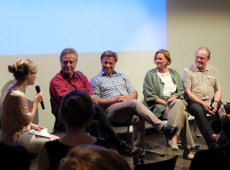 Filmdiskussion - Zeit für Utopien statt Wachstumsgesellschaft