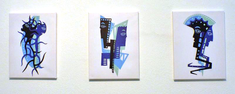 Riccardo Milazzo Blue
