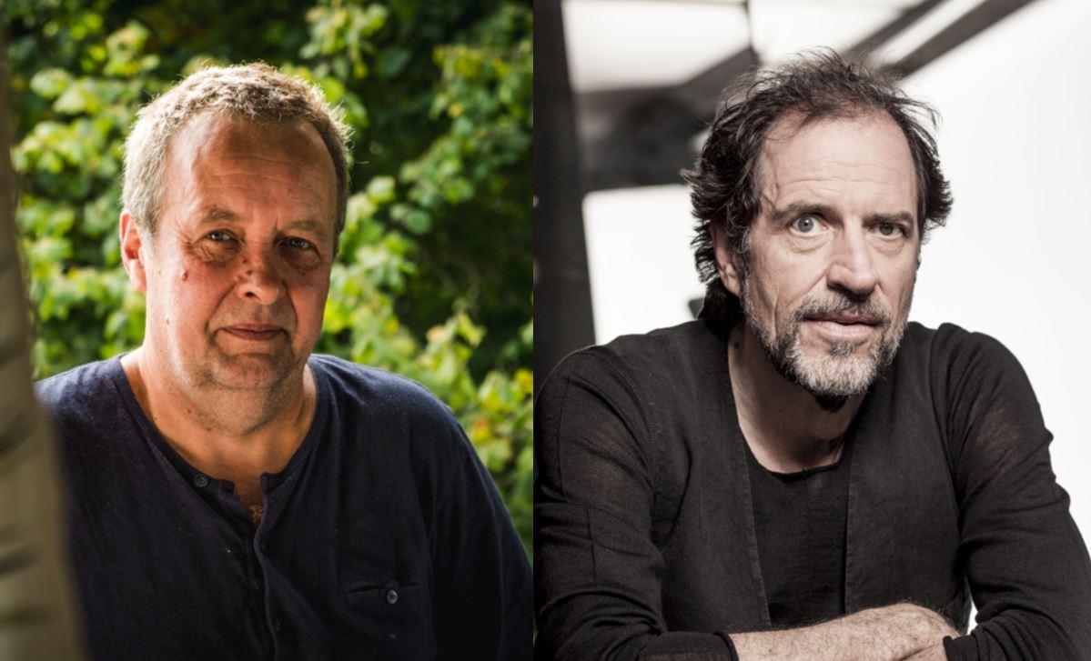 Lyriker im Doppelpack: Markus Hallinger aus Fraunried und Helmfried von Lüttichau aus München