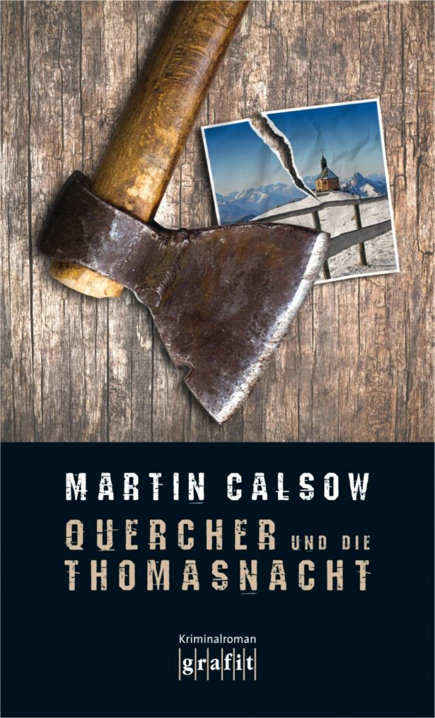 Cover Quercher und die Thomasnacht
