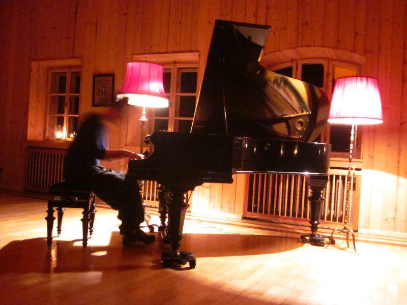 Andreas Loh - Yoga am Tannerhof Klavierkompositionen