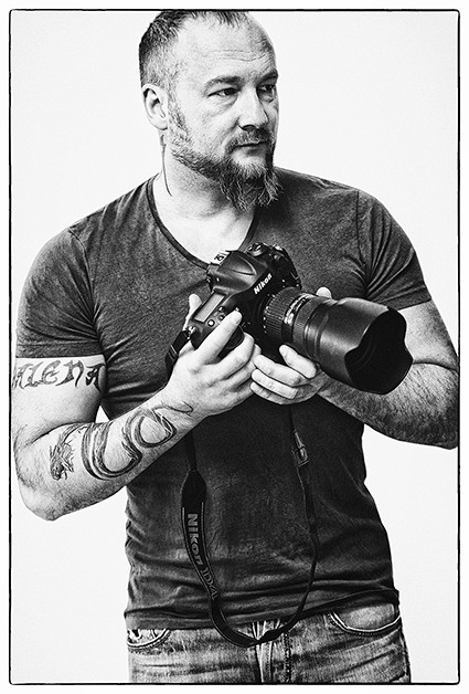 Chris Tille: Visual Artist, Fotograf und Sternenfänger