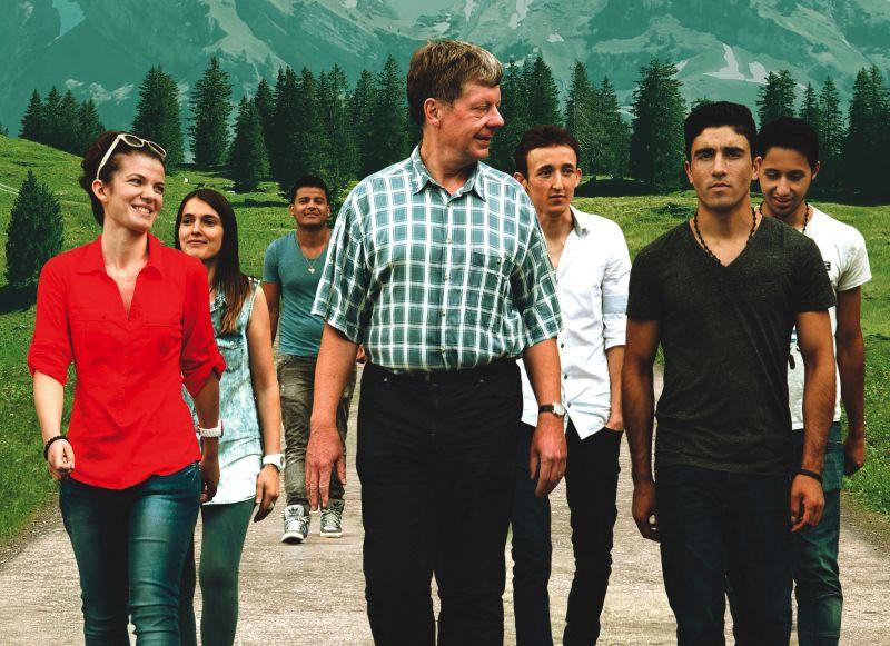 """""""Neuland"""" - ein Film von Anna Thommen."""