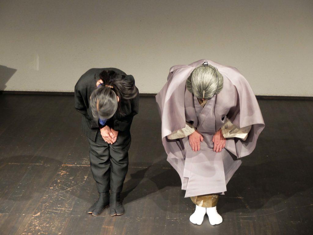 Masako Ohta und Akira Matsui