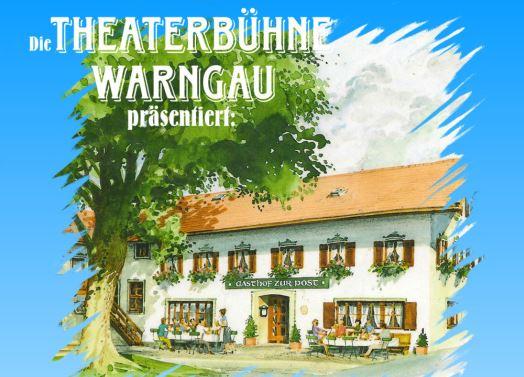 """Theaterbühne Warngau """"Liebe macht blind"""""""