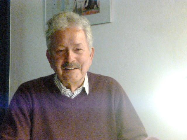 Michael Skasa in der vhs Holzkirchen-Otterfing.