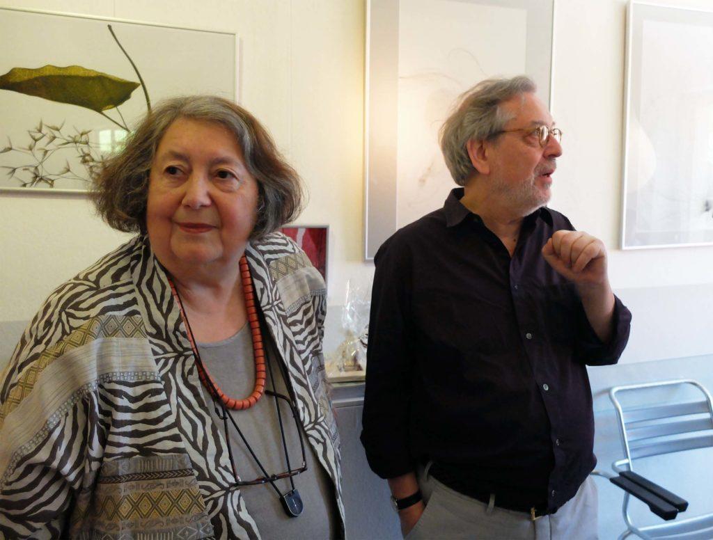 Ingrid Kern und Hans-Eberhard Hess