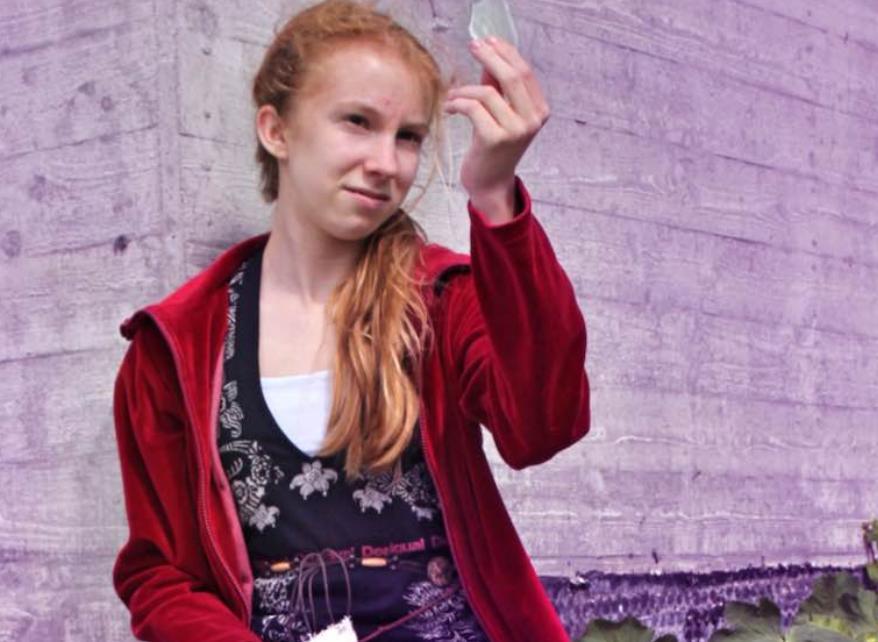 """Jugendtheater des Fools e.V. - """"Hanna Im Glück"""": Julia Quaderer"""