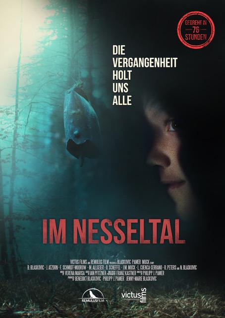 Filmplakat Benedikt Blaskovic