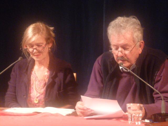 Angelika Beier und Michael Skasa