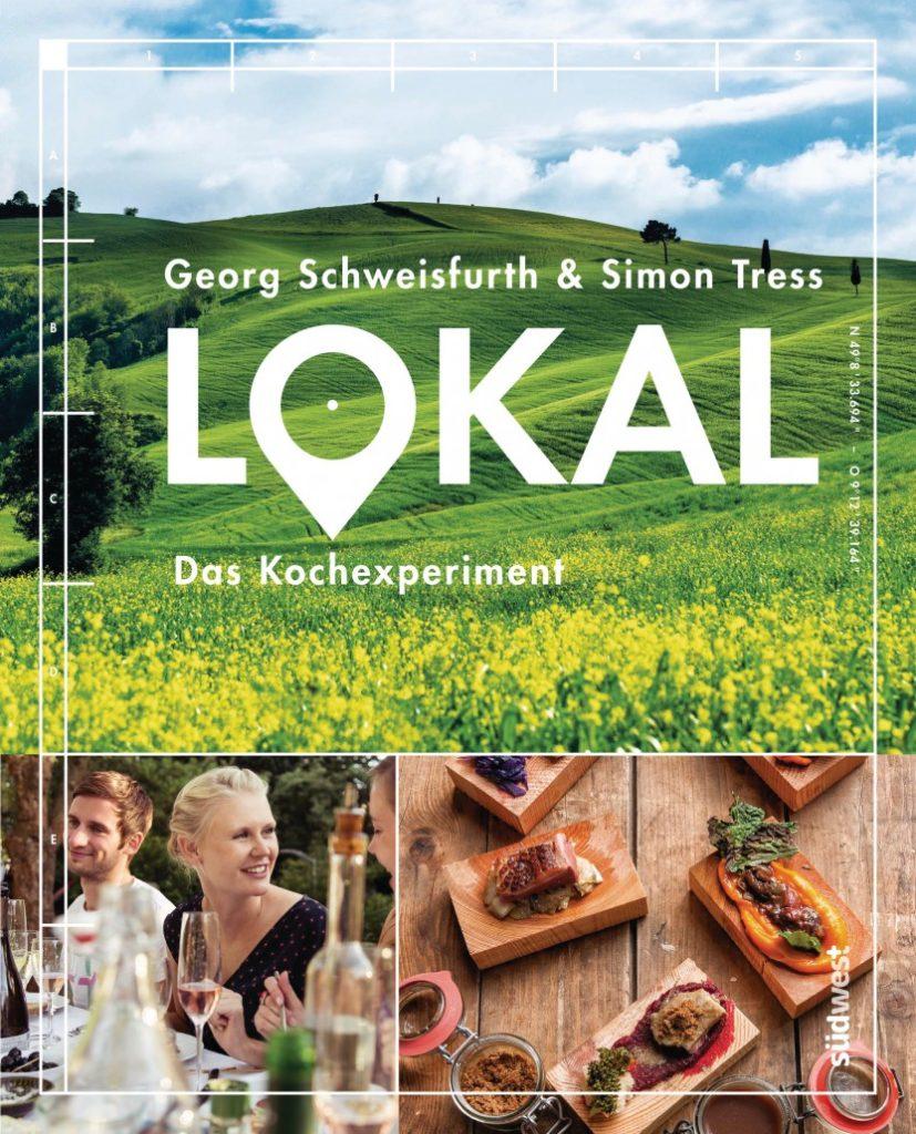 "Georg Schweisfurth & Simon Tress - Cover von ""LOKAL"""