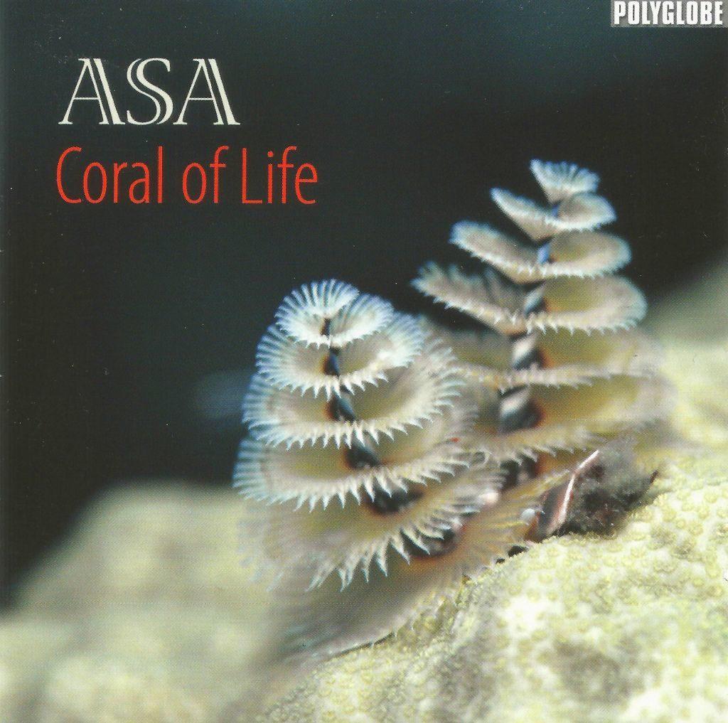 """Wolfgang Netzer und Ranajit Sengupta - Die CD """"ASA - Coral of Life"""" ist bei Polyglobemusic erschienen."""